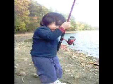Nathan Fishing Trip