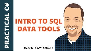 SQL Data Tools In C# - Database Creation, Management, and Deployment in Visual Studio