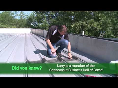 Insulating a roof with Spray Foam