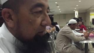 Jawapan Ustaz Azhar kepada Abang Long Fadhil Singapore berkaitan hukum membuang tatto.