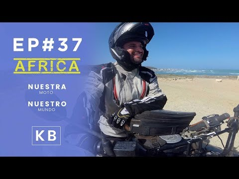 Llegar al cabo de las Agujas y embarcar la moto a Sudamerica - Ep#37 - Vuelta al Mundo en Moto