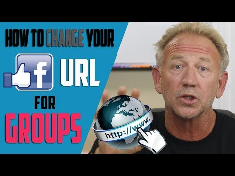 ✸✸ How to Change Your Facebook URL For Groups ✸✸
