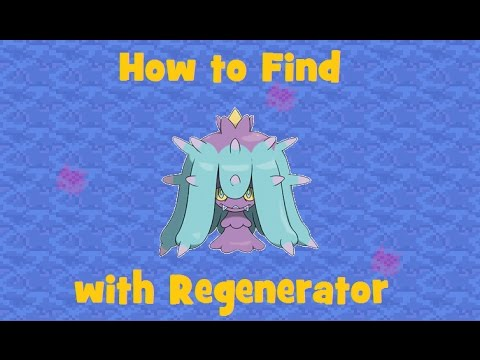 How to Find: Mareanie with Regenerator