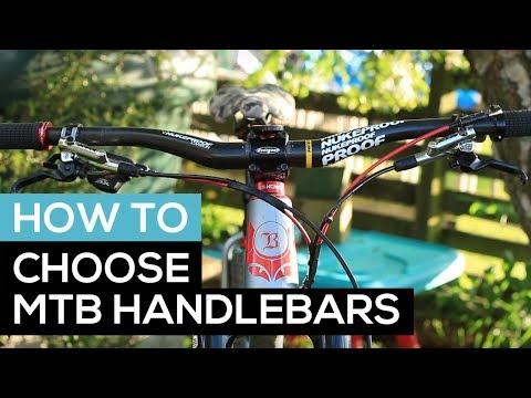 How to Choose the Best Mountain Bike Handlebars