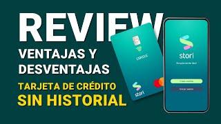 Review: STORI CARD ¿La mejor opción para tu PRIMER tarjeta?
