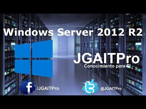 Windows Server 2012 R2 - Crear Unidades Organizativas OU en Active Directory con PowerShell