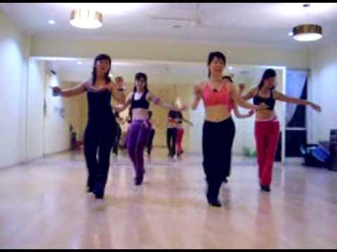 Line Dance -Cumbia Semana   ( July 09 )