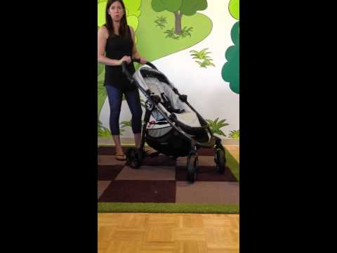 The All New Baby Jogger Versa Stroller
