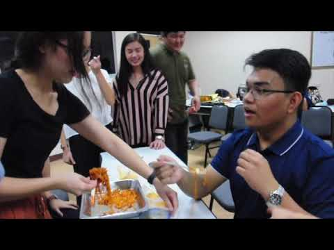 Spicy Noodle Challenge by ABM