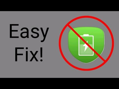 How To Fix Power Save Mode Problem (Reupload)