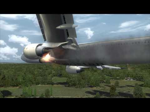 PIA 777 crash Manchester