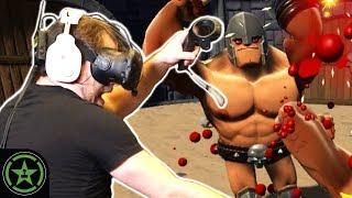 VR the Champions - Gorn 2
