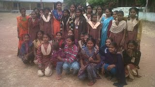 Memorable Visit of Smt. Anandiben Premubhai Thakar Kanya Vidyalaya, Shamadpur
