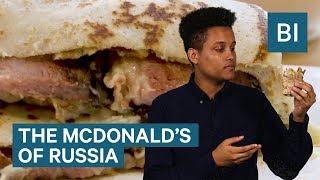 Teremok is the McDonald