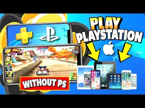 Play Playstation on Your iPhone, iPad, and iPod for FREE - 2018 (WITHOUT Playstation / RPlay)