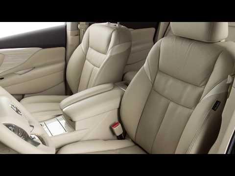 2019 Nissan Murano - Shoulder Belt Height Adjustment