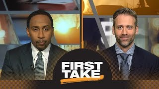 Stephen A. and Max react to Lakers breaking Rockets