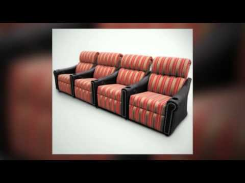 Choose Perfect Home Theatre Seating - Call Now 888-602-7328.