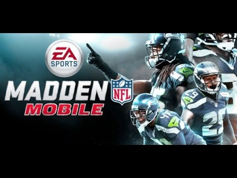 Madden NFL Mobile iPad App Review Video