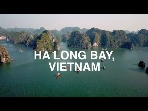 Castaway in Ha Long Bay