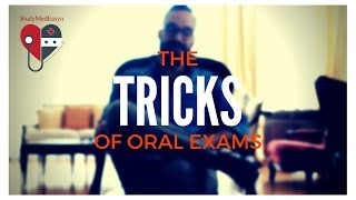 3 Amazing Tricks for Oral Examination in Medicine!!!