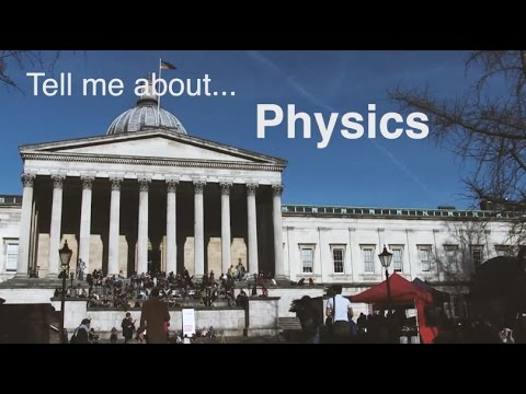 Tell me about Physics