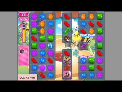 Candy Crush Saga level 753 NO BOOSTERS