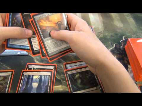 MTG: Zombie Deck Build Blue & Black
