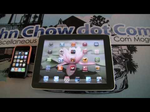 How To Turn an iPad Into an iPad 3G