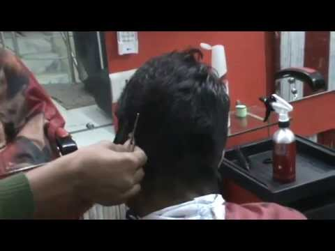 Indian Style Haircut for Men's  █▬█ █ ▀█▀