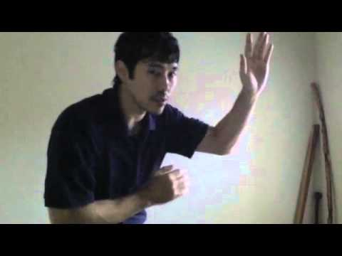 how to use the heaven 6 for self defense eskrima