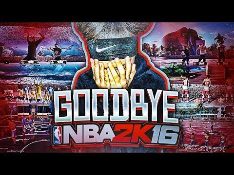 GOODBYE NBA 2K16... SERVERS GOING DOWN 😱