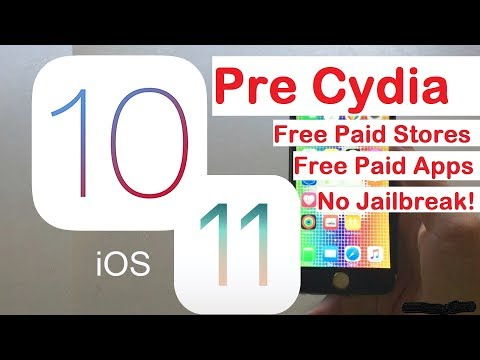 [NEW] STORE TO INSTALL CYDIA TWEAKS AND FREE APPS ON iPhone/iPad WITHOUT JAILBREAK AND COMPUTER