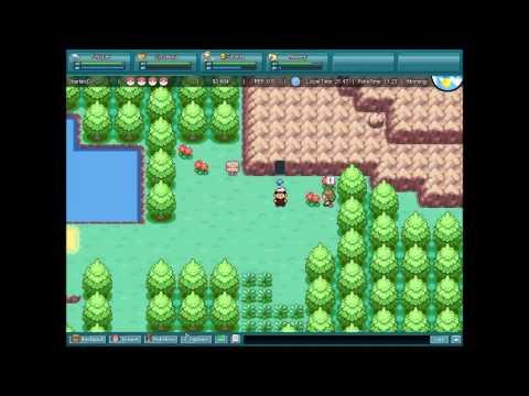 Pokemon World Online Part 6 Auf der Suche nach Reputation