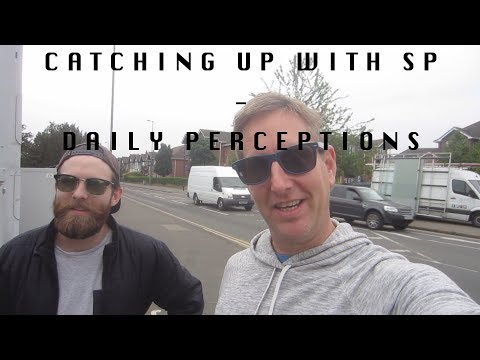 CATCHING UP WITH SP | DAILY PERCEPTIONS | DAY 34