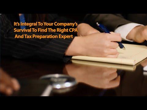 Best Tax Preparation Services in Nashville: Evan Hutcheson, CPA, LLC