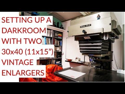 Darkroom With 30x40 (11x15