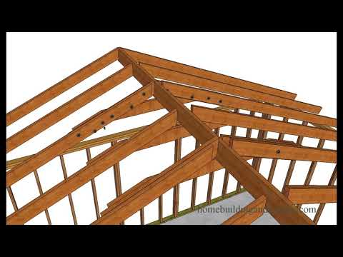 Ideas for Rafters Separating from Roof Ridge – Building Repairs Education