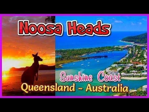 SUEÑO AUSTRALIANO en NOOSA, Sunshine Coast, Queensland - Australia