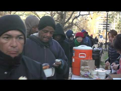 Non-Profit Working to End Homelessness