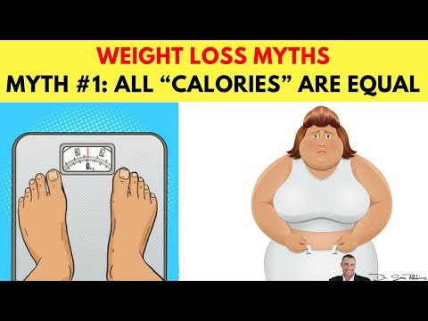 "🍽️ Myth #1: All ""Calories"" Are Equal - Top 10 Biggest Myths & Lies About Weight Loss"