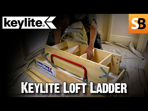 How to Install the Clever Keylite Loft Ladder