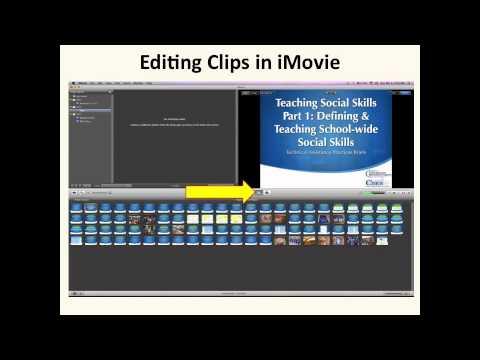 Creating Brief Video Modules to Enhance SWPBS Training