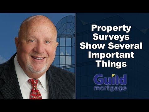 The VA Loan Guy: What You Need to Know About Property Surveys