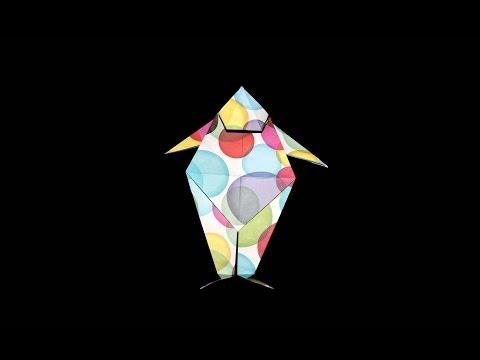 Origami Sumoringer: Paper Sumo wrestlers - Faltanleitung [HD/DE] (Live erklärt)