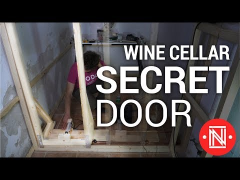 Building a Secret Door Part 1 || DIY
