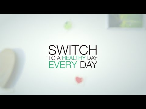 British Heart Foundation - Healthy Eating - A Healthy Day, Everyday
