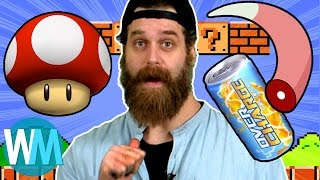 Top 10 EPIC FOODS in Video Games w/ HARLEY MORENSTEIN from Epic Mealtime!
