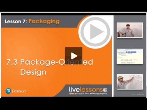 Go Programming Package-Oriented Design