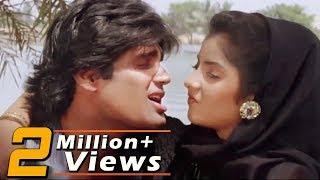Kya Cheez Hai Mohabbat Yeh | Divya Bharti | Sunil Shetty | Balwaan | Bollywood songs